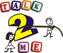 Talk 2 Me Logo