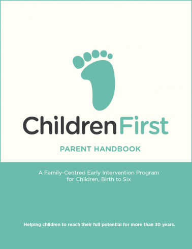 Children First Parent Handbook - English